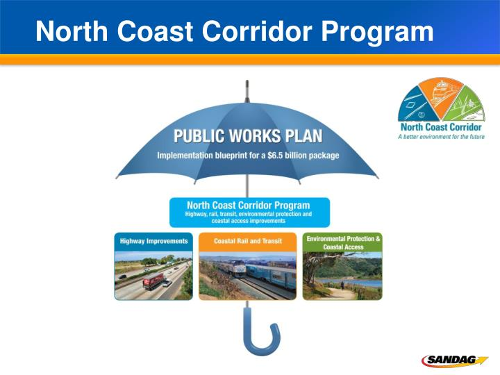 North coast corridor program