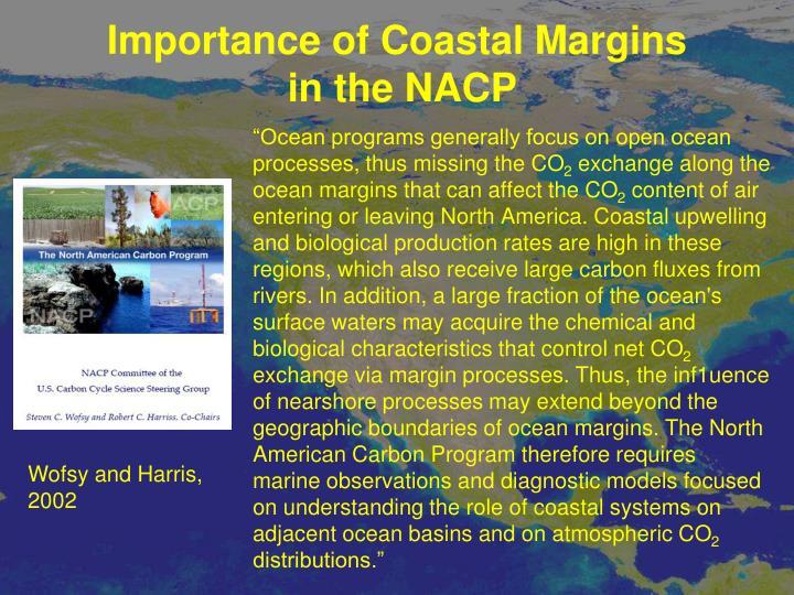 Importance of Coastal Margins