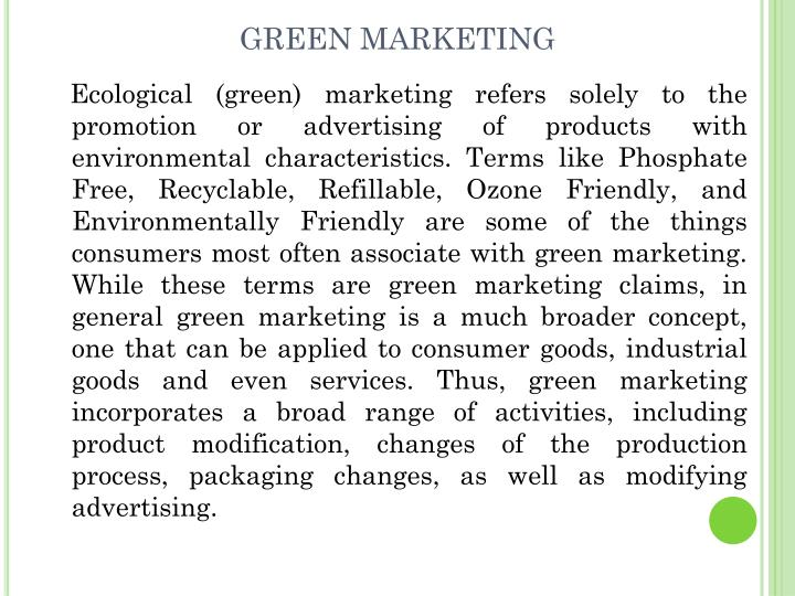 Green marketing2