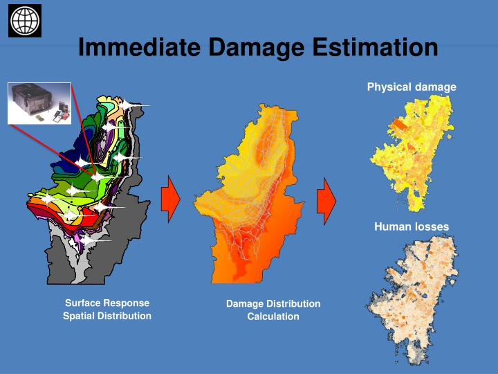 Immediate Damage Estimation