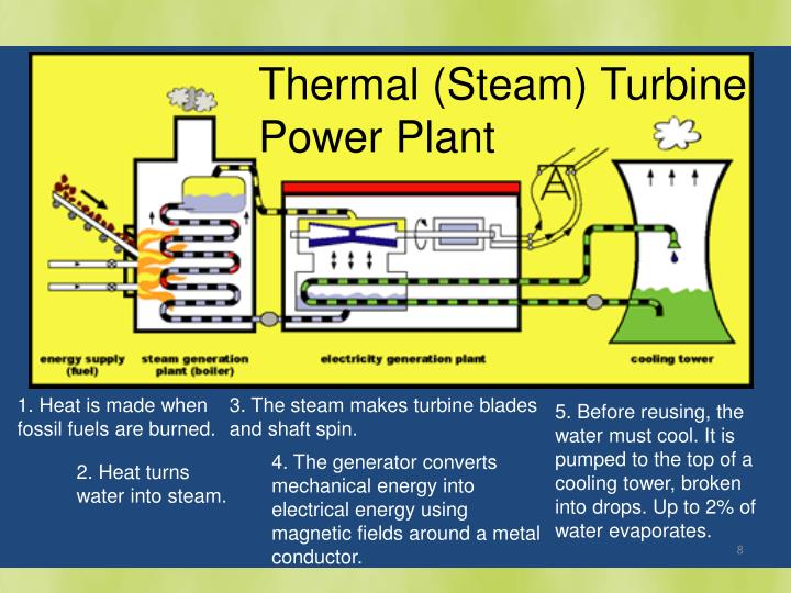 Thermal (Steam) Turbine Power Plant