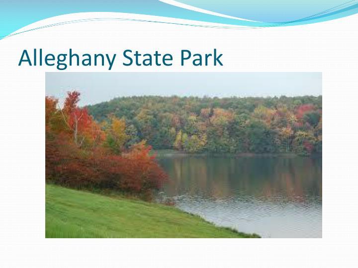 Alleghany State Park