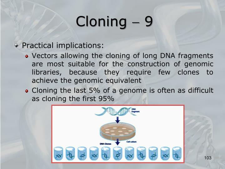 Cloning  9
