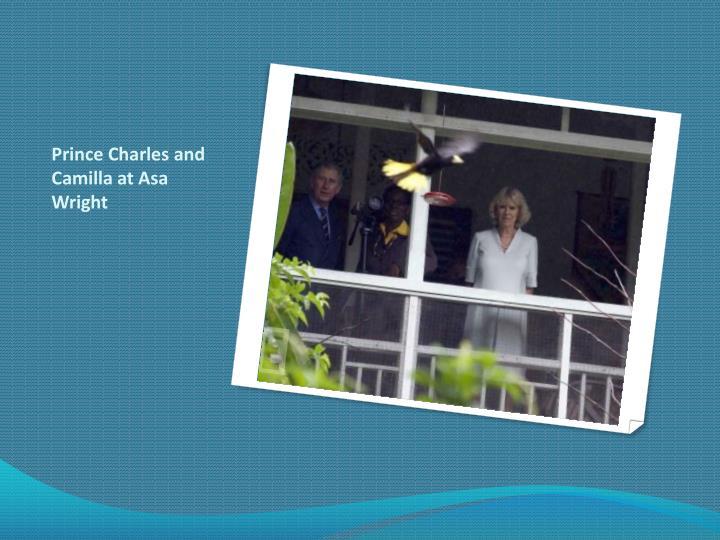 Prince Charles and Camilla at