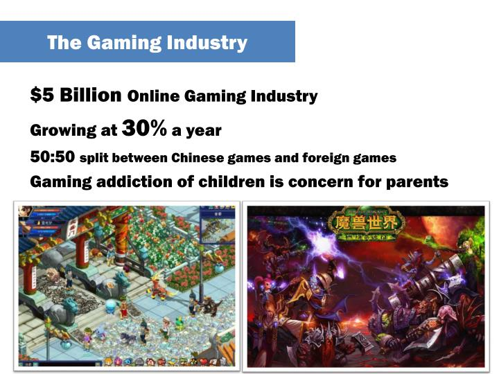 The Gaming Industry