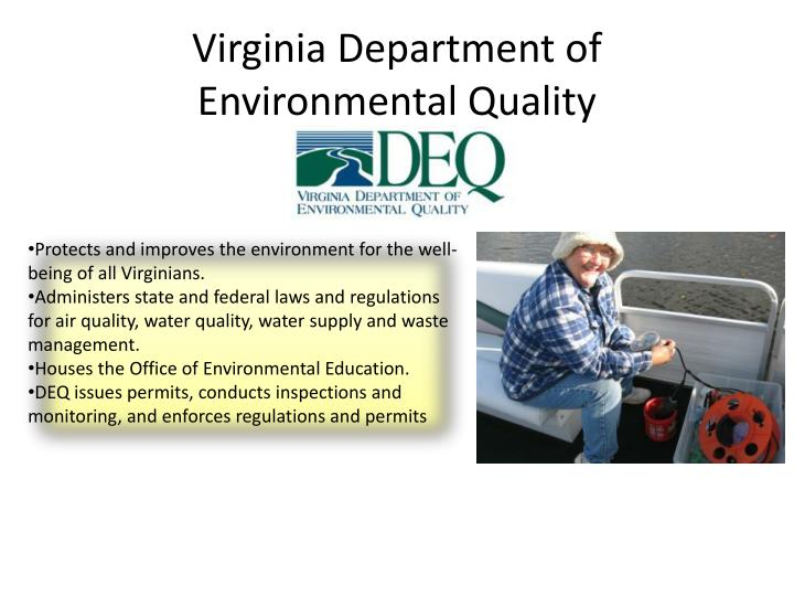 Virginia Department of