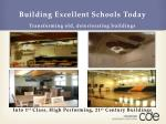 building excellent schools today8