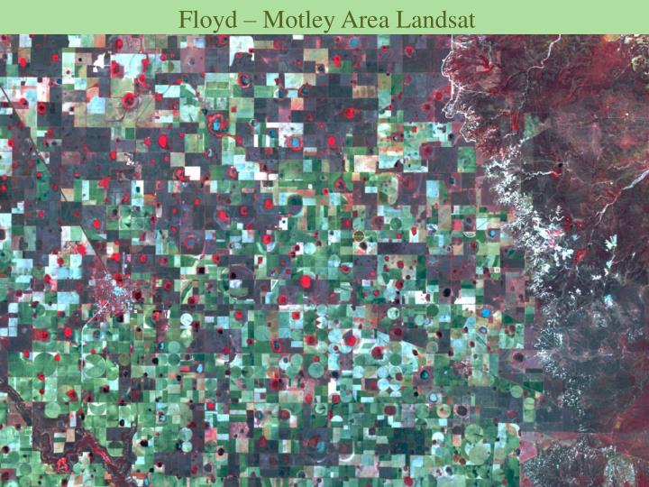 Floyd – Motley Area