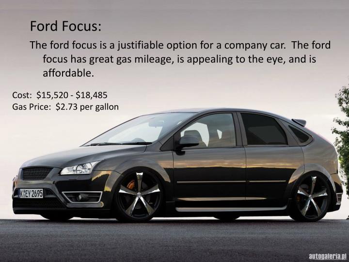 Ford Focus: