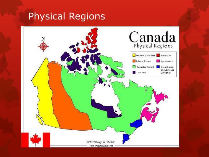 Physical Regions