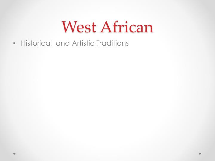 West African