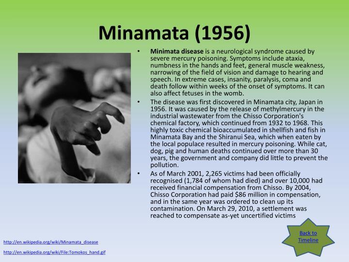 Minamata (1956)
