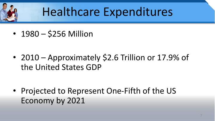 Healthcare Expenditures