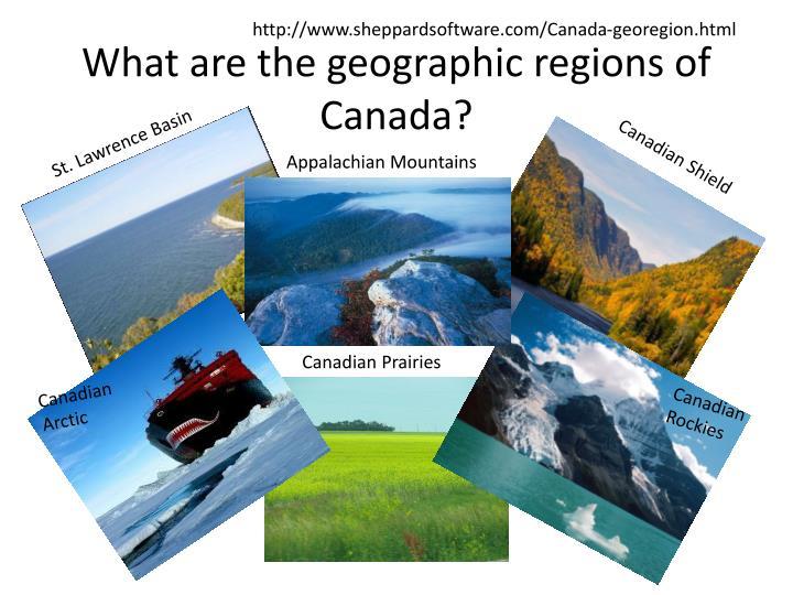 http://www.sheppardsoftware.com/Canada-georegion.html
