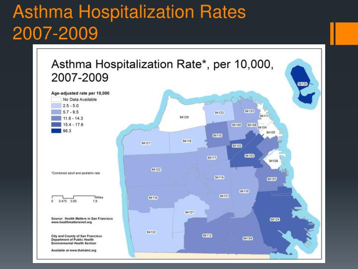 case study on asthma in bayview hunters point Appearing on the next california ballot:an initiative to ban information appearing on the next california l7j the bayview hunters point section of san.