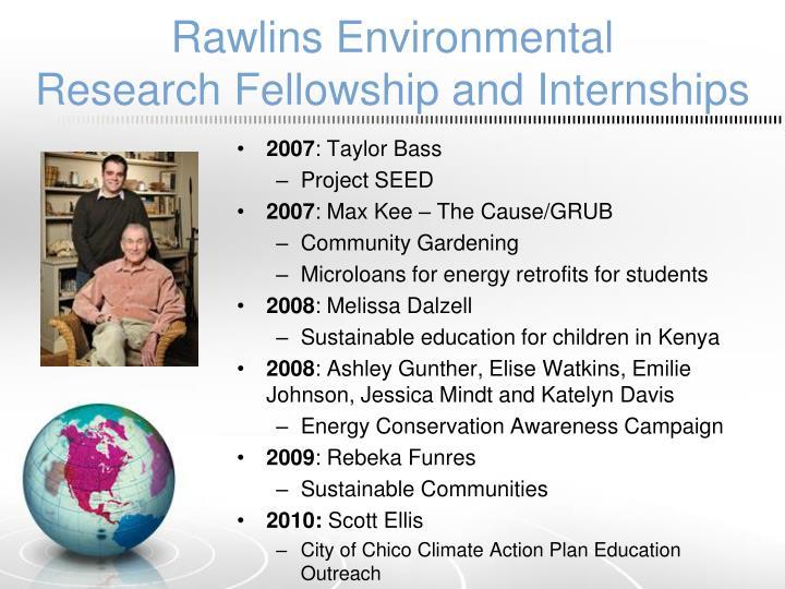 Rawlins Environmental