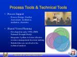 process tools technical tools