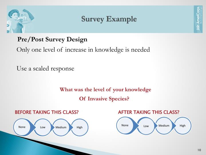 Survey Example