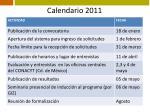 calendario 20115