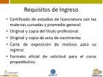 requisitos de ingreso6