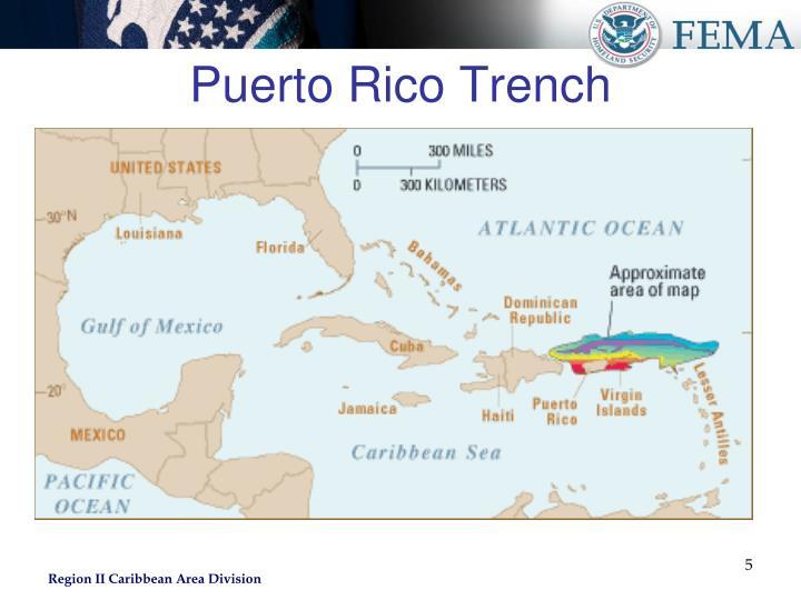 Puerto Rico Trench