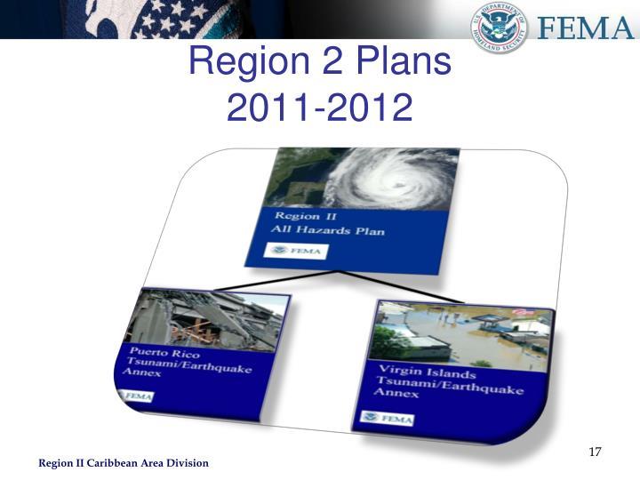 Region 2 Plans