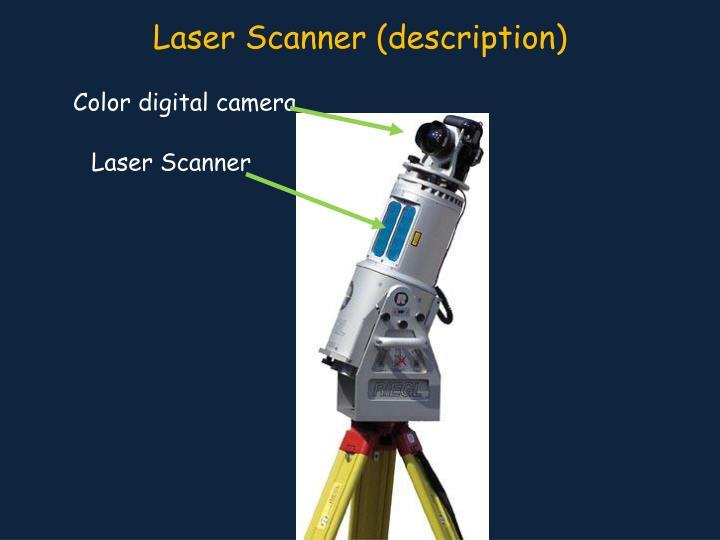Laser Scanner (description)