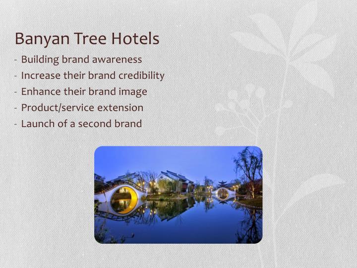 Banyan Tree Hotels