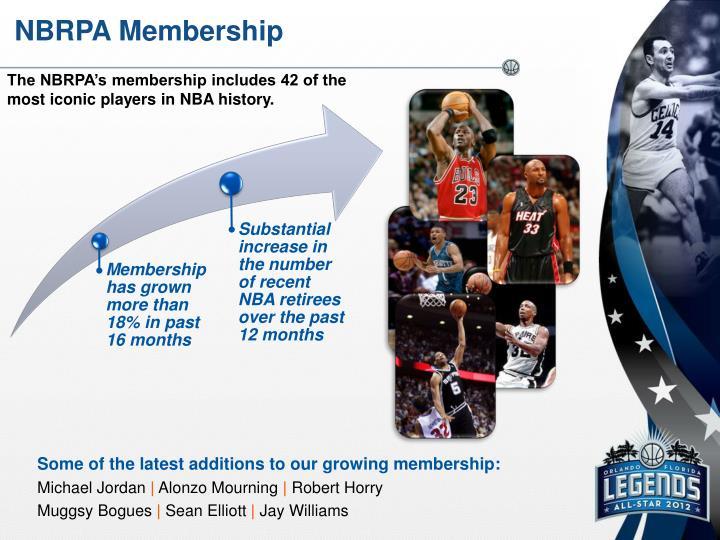NBRPA Membership