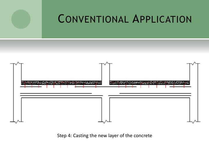 Conventional Application