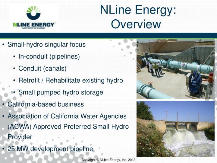 NLine Energy: