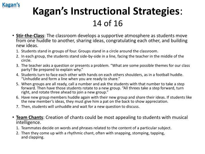 Kagan's