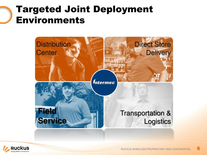 Targeted Joint Deployment Environments