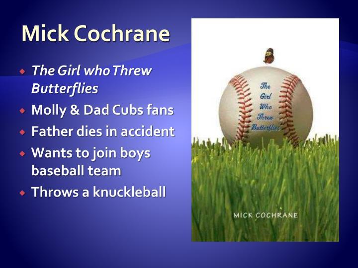 Mick Cochrane