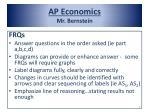 ap economics mr bernstein4
