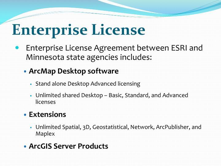 Enterprise License