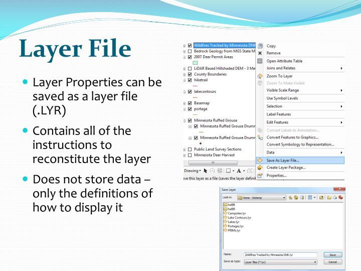 Layer File