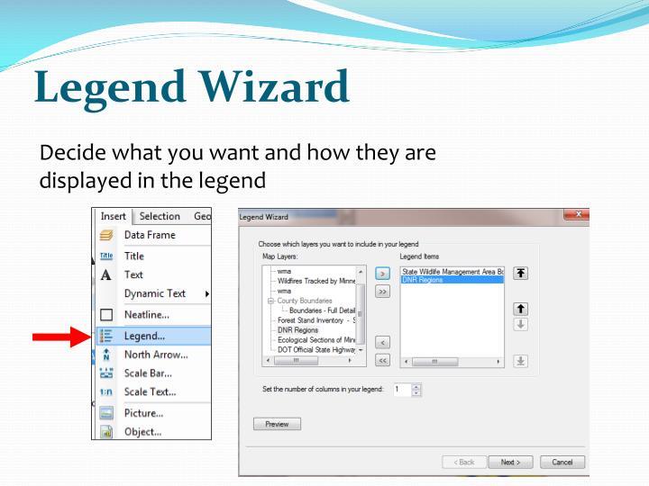 Legend Wizard