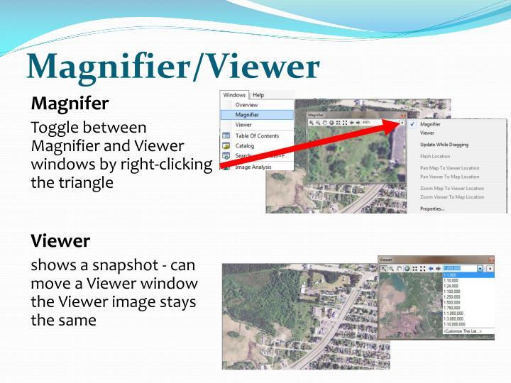 Magnifier/Viewer
