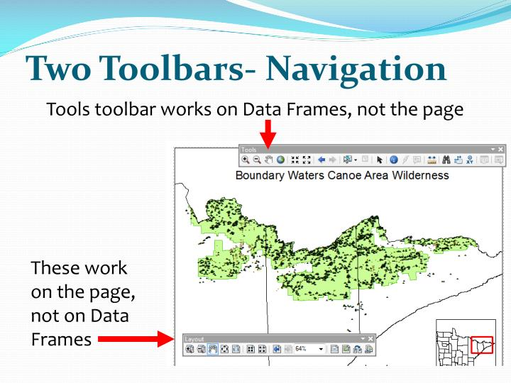 Two Toolbars- Navigation