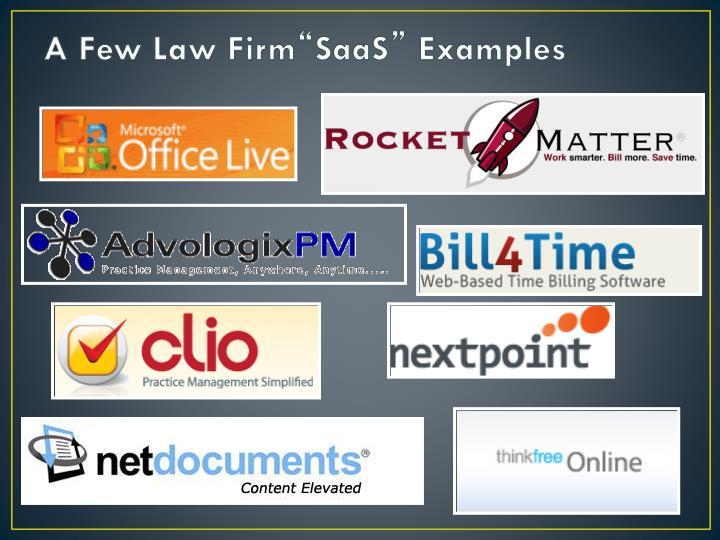 A Few Law Firm