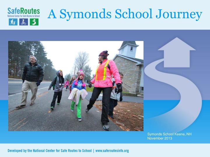 A Symonds School Journey
