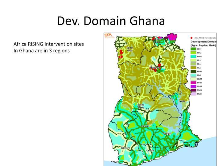 Dev. Domain Ghana
