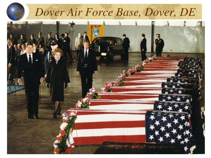 Dover Air Force Base, Dover, DE