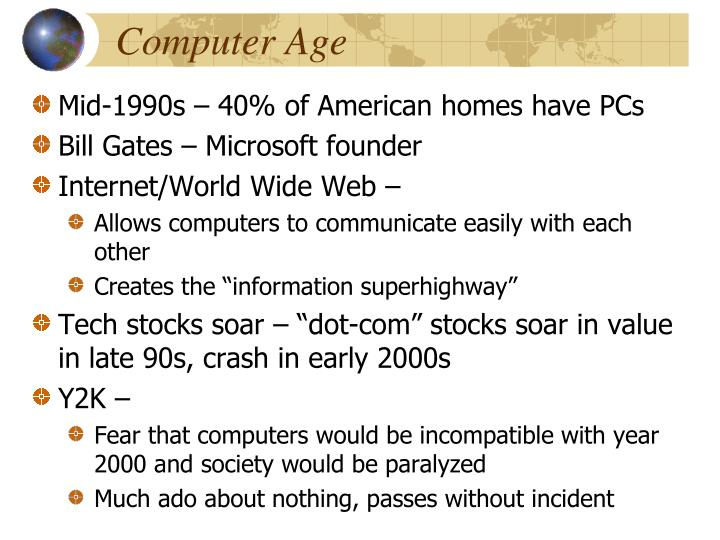Computer Age