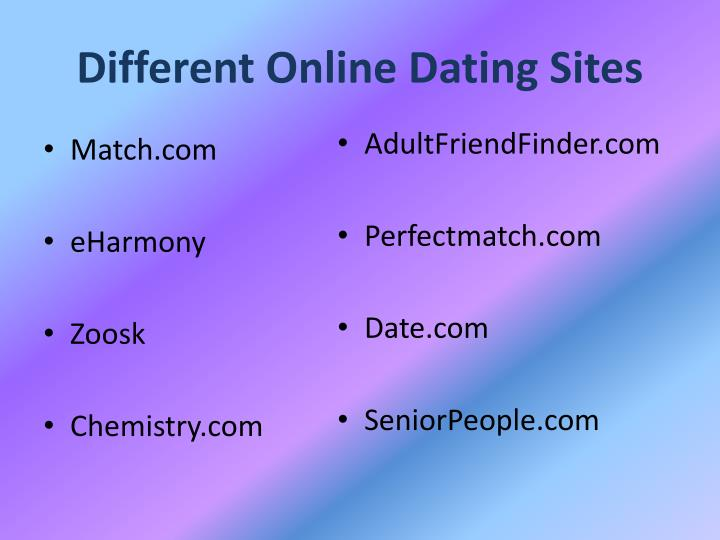 lack of chemistry dating