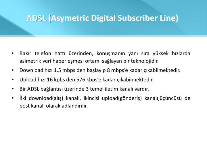 ADSL (