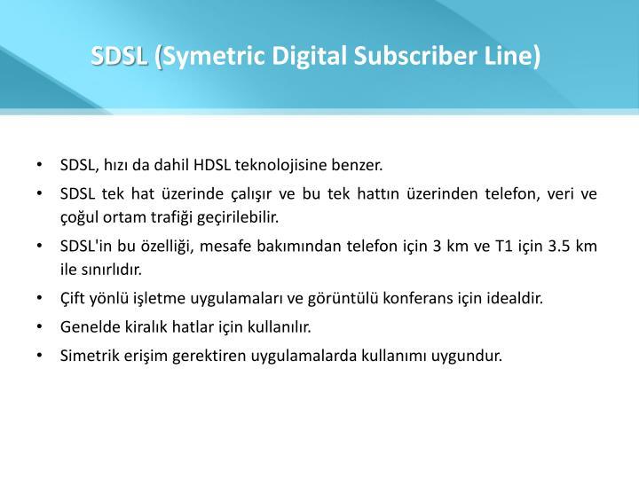 SDSL (
