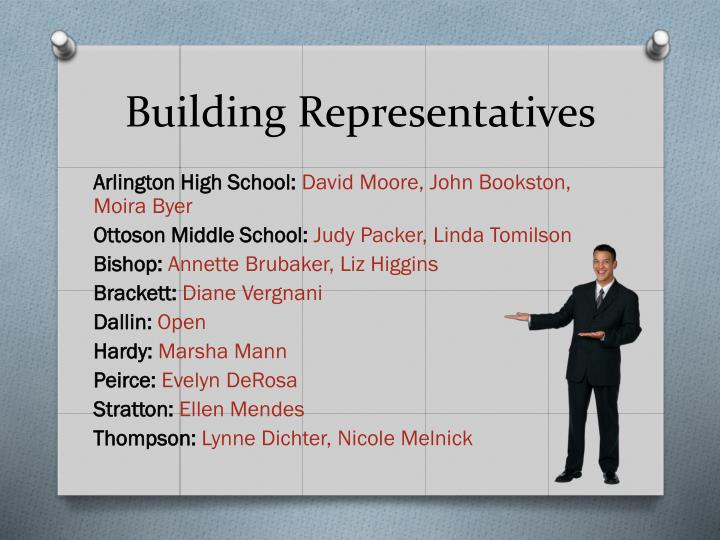 Building Representatives