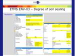 etms env 03 degree of soil sealing4